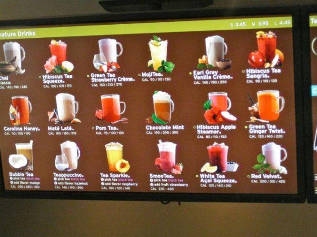 Argo Tea café