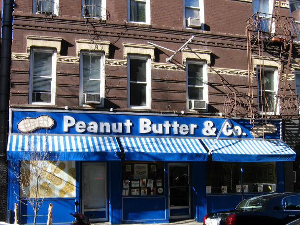 Peanut Butter & Co in Greenwich